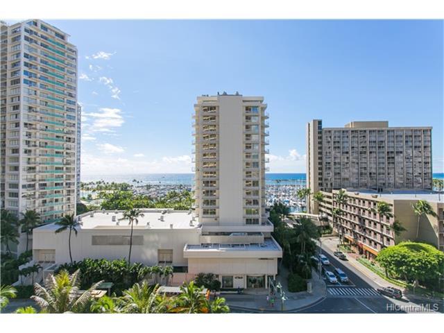 1778 Ala Moana Boulevard 1201, Honolulu, HI 96815