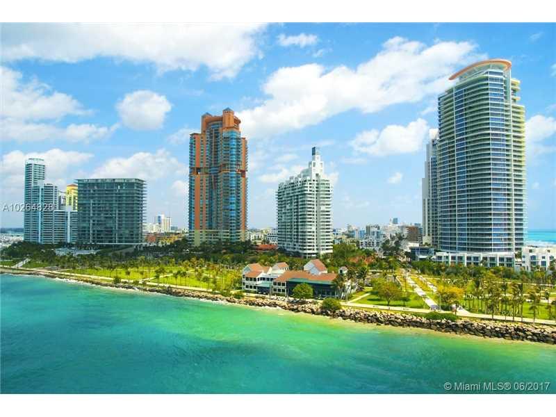 300 S Pointe 802/07, Miami Beach, FL 33139