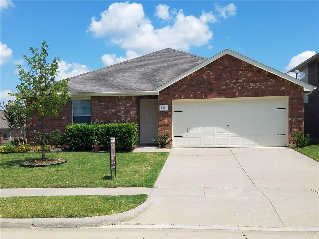 1301 Water Lily Drive, Little Elm, TX 75068