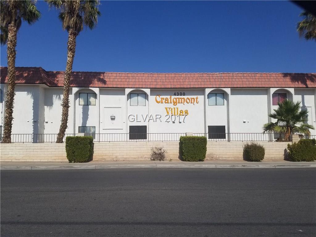 4300 LAMONT Street 219, Las Vegas, NV 89115