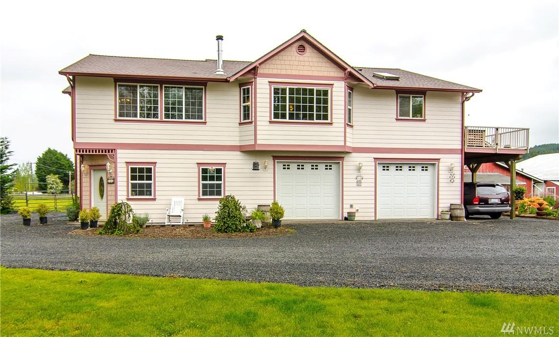 447 Boistfort Rd, Curtis, WA 98538