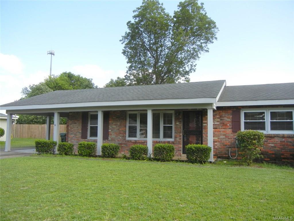 74 RANCH Drive, Montgomery, AL 36109
