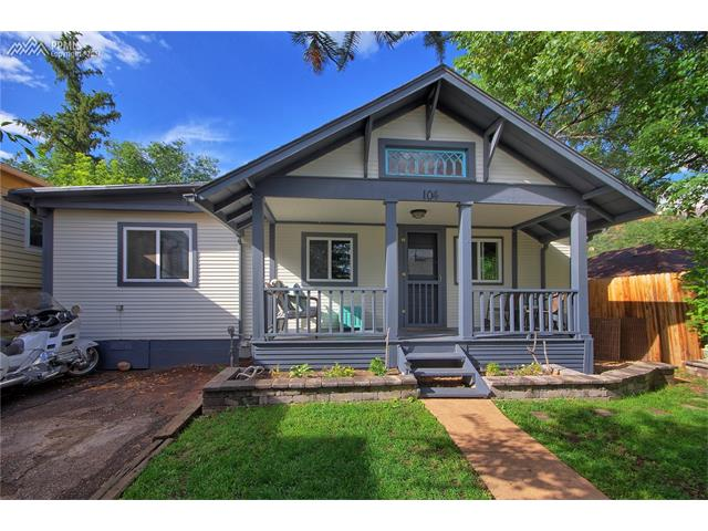 104 Oklahoma Road, Manitou Springs, CO 80829
