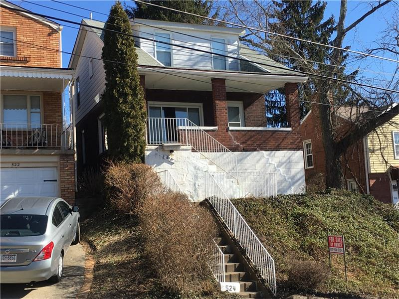 524 Pacific Avenue, Pittsburgh, PA 15221