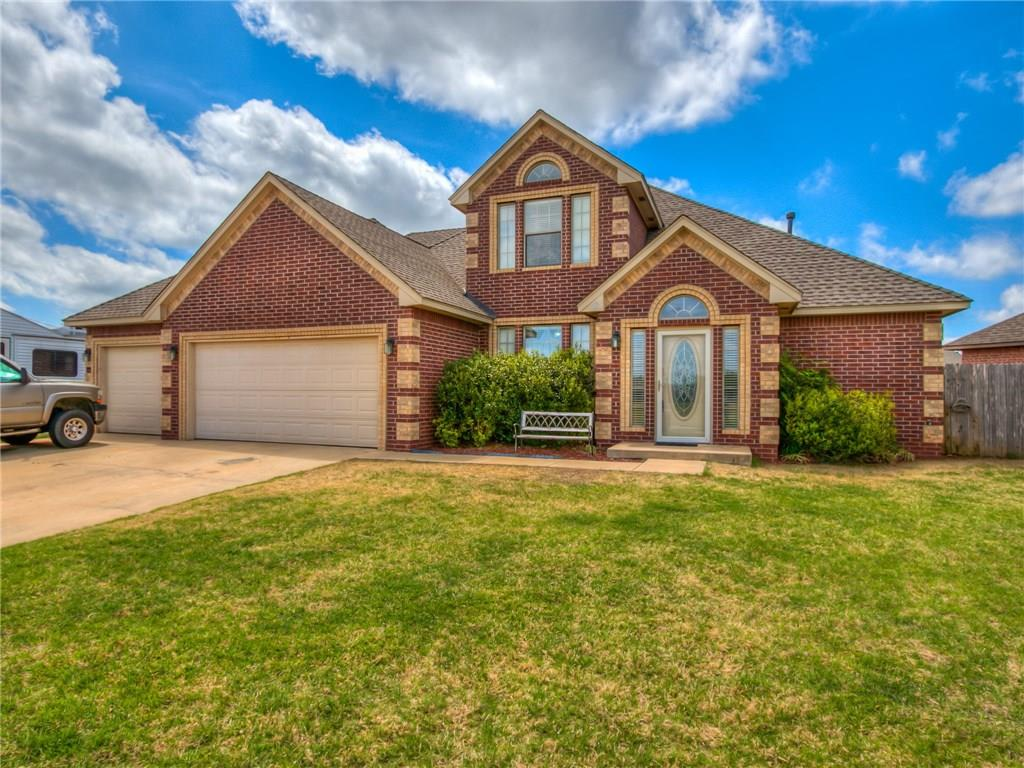 1332 W Agate Way, Mustang, OK 73064