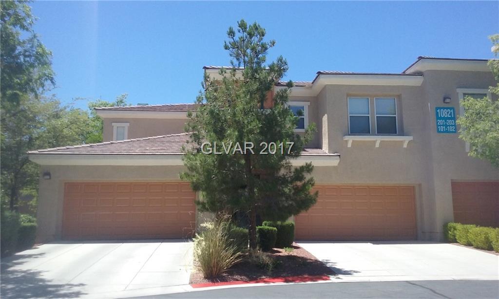 10821 AMBER RIDGE Drive 201, Las Vegas, NV 89144