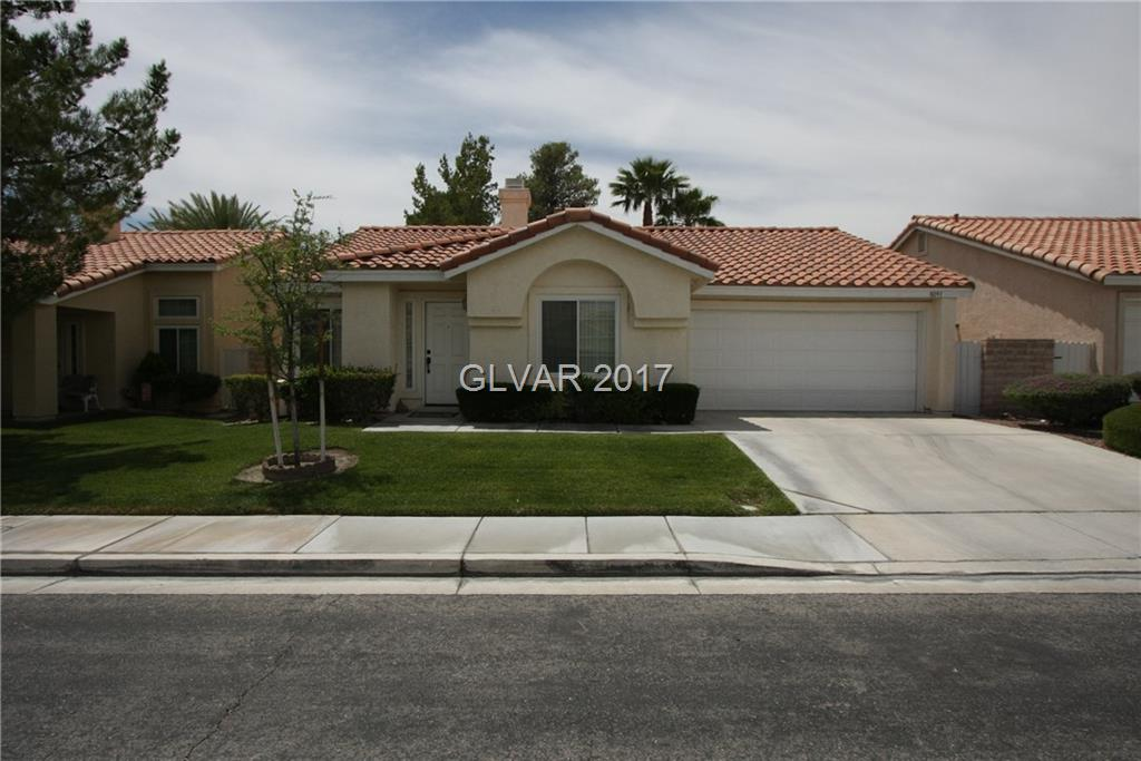 8091 CANTO Avenue, Las Vegas, NV 89147