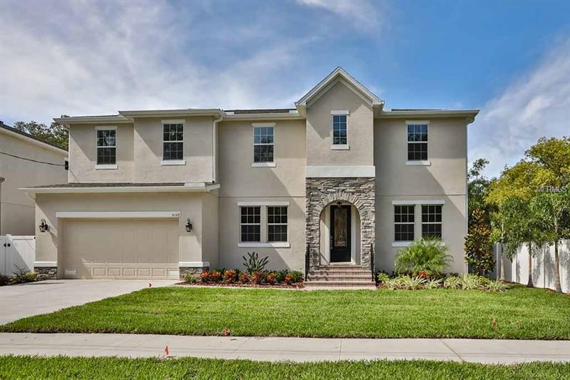 UNDER CONSTRUCTION - Extraordinary value by South Tampa's finest builder. Over-sized lot, Ballast Point Park, Tampa Yacht Club, Bayshore Blvd. Wood floors throughout the first floor. See attached floor plans and survey. Buyer to verify all dimensions.